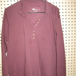 Women's Long Sleeve Shirt By Natural Reflections